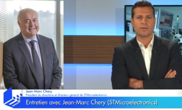 Interview de Jean-Marc Chery (CEO ST) – Covid19