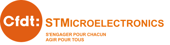 CFDT STMicroelectronics